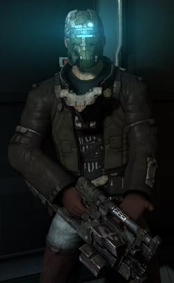 Dead Space Suits and Weapons - dead space information site on